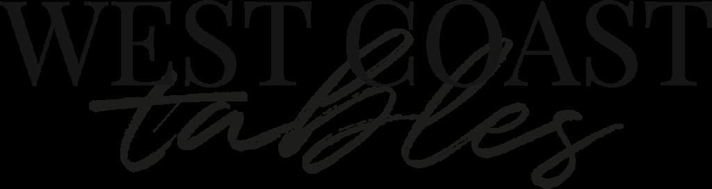 west coast tables logotyp